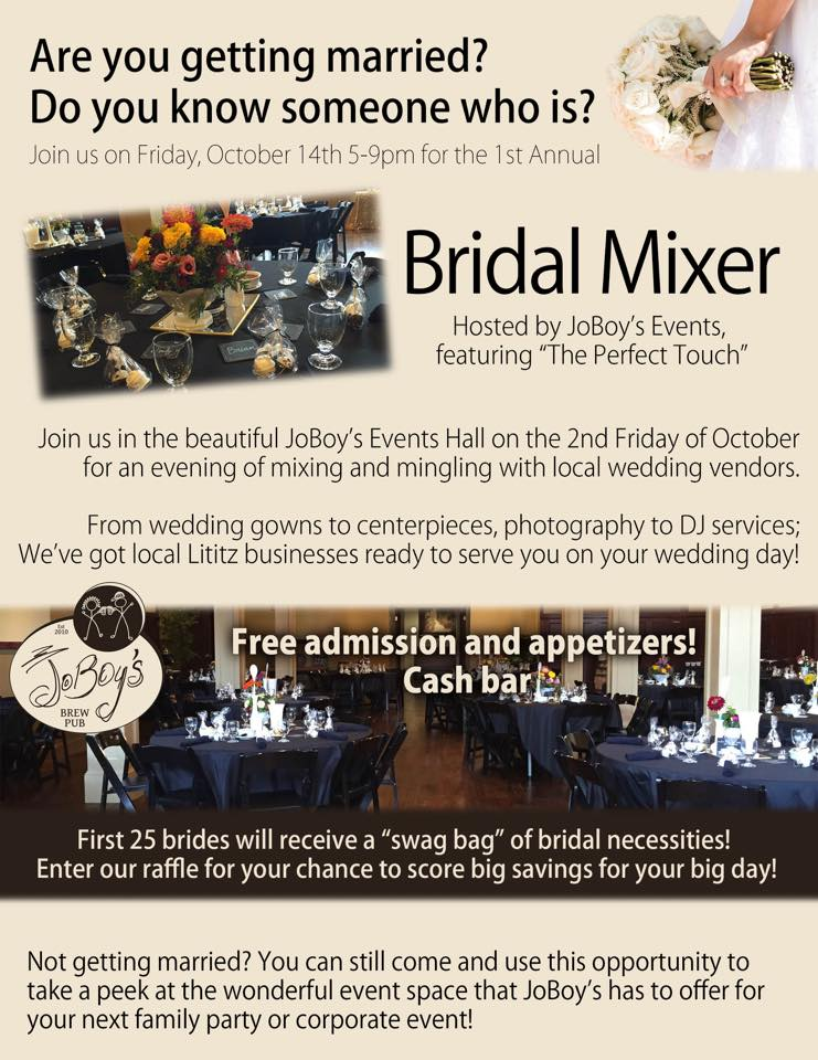 The Perfect Touch Bridal Mixer